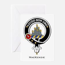 MacKenzie.jpg Greeting Card