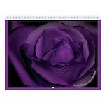 Marguerite's Roses Wall Calendar