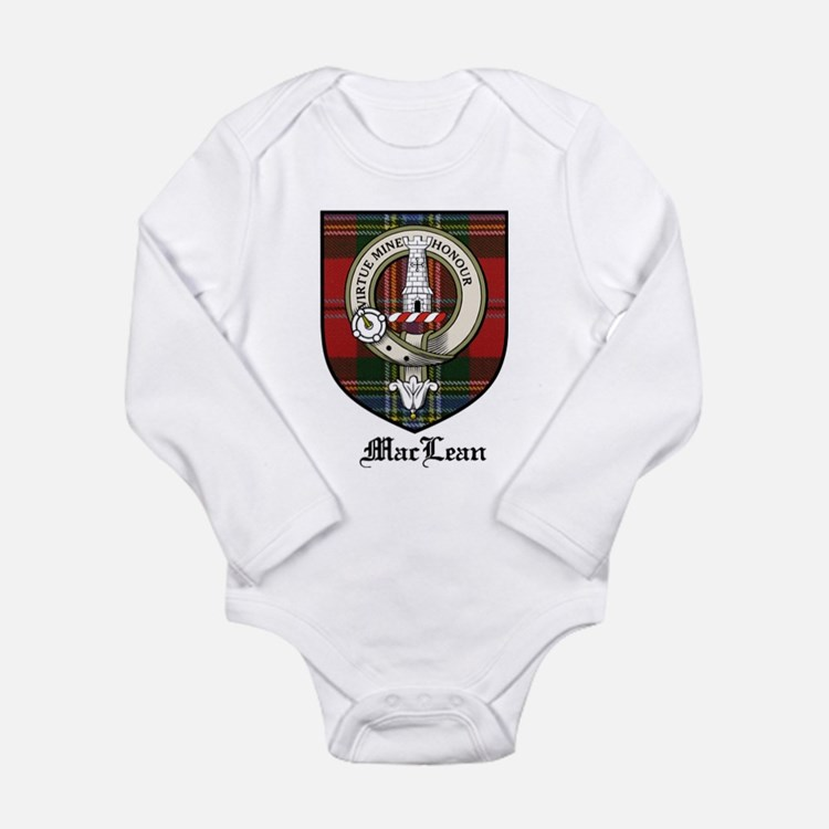 MacLeanCBT.jpg Long Sleeve Infant Bodysuit