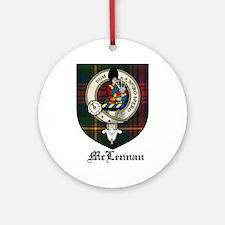 McLennanCBT.jpg Ornament (Round)