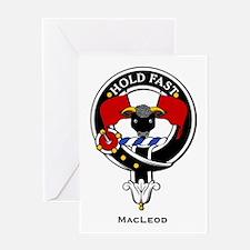 MacLeod.jpg Greeting Card