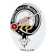 MacMillan.jpg Ornament (Oval)