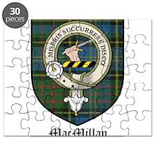 MacMillan Clan Crest Tartan Puzzle
