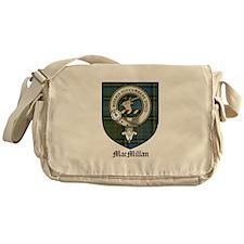 MacMillan Clan Crest Tartan Messenger Bag