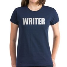 "Castle ""WRITER"" Tee"