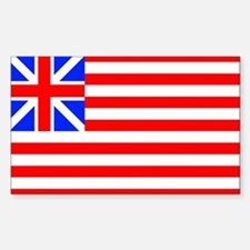Grand Union Rectangle Decal