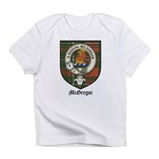McGregor Clan Crest Tartan Infant T-Shirt