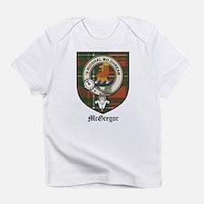 McGregor Clan Crest Tartan Infant T-Shirt