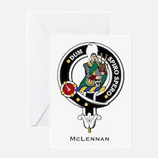 McLennan.jpg Greeting Card