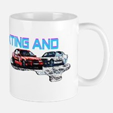 STOPTEXTING AND DRIFT Mug