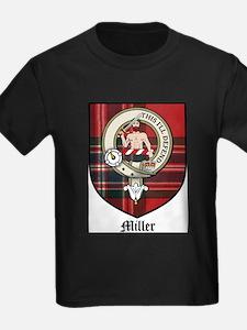Miller Clan Crest Tartan T