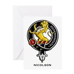 Nicolson.jpg Greeting Card