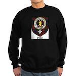 Oliver CLan Crest Tartan Sweatshirt (dark)