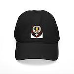 Oliver CLan Crest Tartan Black Cap