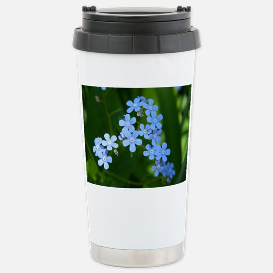 Forget Me Knots Stainless Steel Travel Mug