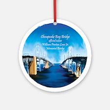 Chesapeake Bay Bridge Ornament