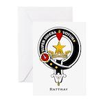 Rattray.jpg Greeting Cards (Pk of 20)
