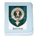 Clan robertson crest Blanket