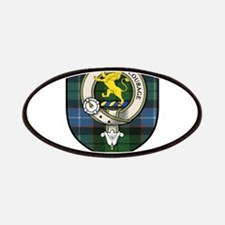 Russell Clan Crest Tartan Patches
