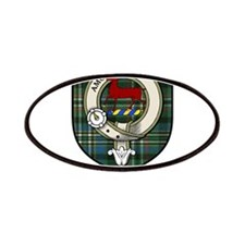 Scott Clan Crest Tartan Patches