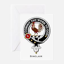 Sinclair.jpg Greeting Card