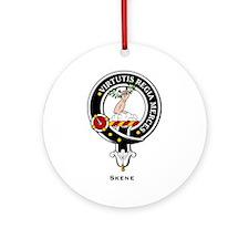 Skene.jpg Ornament (Round)