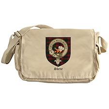 Skene Clan Crest Tartan Messenger Bag
