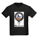 Stenhouse.jpg Kids Dark T-Shirt