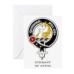 Stewart of Appin.jpg Greeting Cards (Pk of 20)