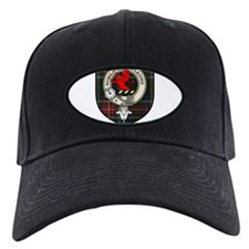 Stuart Clan Crest Tartan Baseball Hat