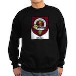 Walker Clan Crest Tartan Sweatshirt (dark)