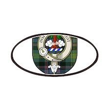 Watson Clan Crest Tartan Patches
