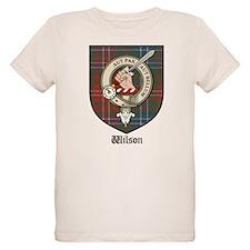 Wilson Clan Crest Tartan T-Shirt