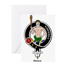 Wood.jpg Greeting Card