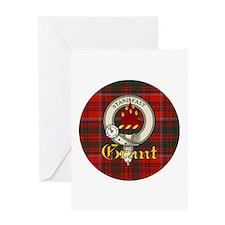 grant-clan.jpg Greeting Card