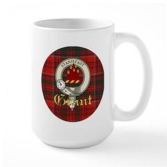 grant-clan.jpg Large Mug