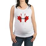 3-Canada-Leaf.jpg Maternity Tank Top