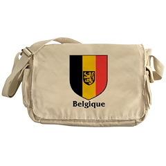 Belgique.jpg Messenger Bag