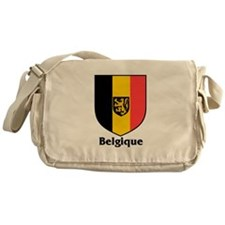 Belgique.jpg Messenger Bag