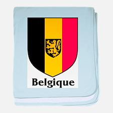 Belgique.jpg baby blanket