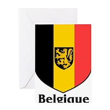 Belgique.jpg Greeting Card