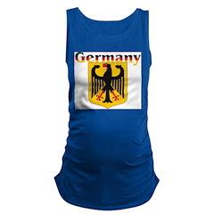 germany1.jpg Maternity Tank Top