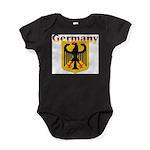 germany1.jpg Baby Bodysuit