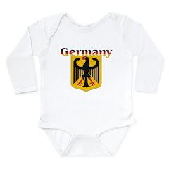 germany1.jpg Long Sleeve Infant Bodysuit