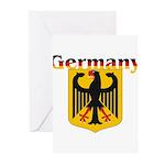 germany1.jpg Greeting Cards (Pk of 20)