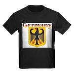 germany1.jpg Kids Dark T-Shirt