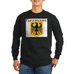 germany1.jpg Long Sleeve Dark T-Shirt