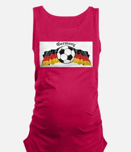 GermanySoccer.jpg Maternity Tank Top
