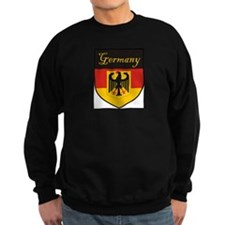 Germany Flag Crest Shield Sweatshirt