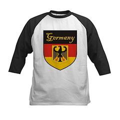 Germany Flag Crest Shield Tee